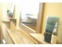 ソファ(sofa)の雰囲気(南フランスの一軒家のような内装★飾ってある小物も可愛い★)