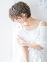 【Neolive3/溝の口488】ノーブルショート× センターパート☆4