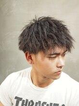 メンズデザイン シャビ(Men's design Shabbi)【メンズシャビ/メンズ専門】Ryo ツイストパーマ.スパイラル