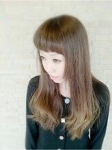 ヘアーアンドリラクゼーション ラシック(Hair&Relaxation LA.CHIC)ヌーディーアッシュグラデーション