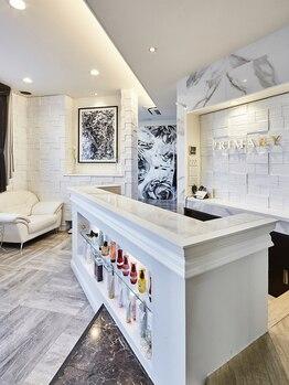 プライマリー(PRIMARY)の写真/美容院とは思えない《全席個室・業界最高級クラスの設備》で、貴方のトータルビューティーを演出します。