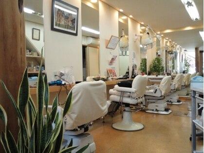 ビューティークリニックサロン ヤスコ美容室の写真
