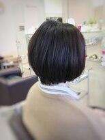 クール ヘアー ギャラリー 神明町店(COOL Hair gallery)ツヤボブ☆イルミナカラー☆