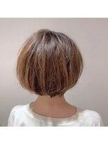 ネオヘアー 曳舟店(NEO Hair)ふんわりフェミニンボブ(曳舟)