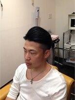 髪や充7:3パートスタイル