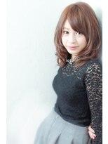 ギフト ヘアー サロン(gift hair salon)ワンカール小顔ミディアム   (熊本・通町筋・上通り)