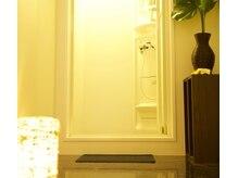 グラム(g)の雰囲気(マッサージ・エステの後のシャワー室完備)