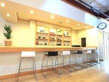 リエール(Lierre)の雰囲気(カフェのようなお洒落な内装!広々空間でリラックス)