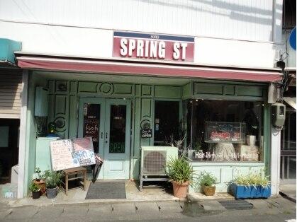ヘア 刺激 感動 ソーホー スプリング ストリート(Hair SOHO SPRING ST)