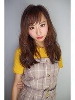 ヘアリゾート リアン(hair resort Lien)無造作カール 大人ウェーブ ☆Lien☆ 倉田