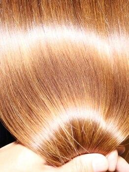 アッシュタカサキ(ash takasaki)の写真/話題沸騰の【N.シリーズ】で自分史上最高の艶髪に♪憧れのうるツヤ美髪が叶う!【ash 高崎】