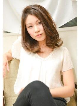 髪質改善ヘアエステ ブリスク(Brisk)☆大人の魅力満載☆ラフふわカール♪