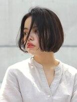 オーサム(AWESOME)《AWESOME》暗髪×シースルBOB☆