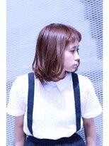 ティースタイル(hair salon t-style)艶感ボブ