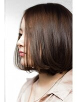 ティースタイル(hair salon t-style)ナチュラルボブ