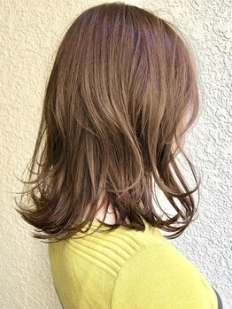 ヒツジトヘアーの写真/お客様との関係がフラットで気軽に何でも相談できる雰囲気が◎髪のお悩みを根本から解決に導きます!!