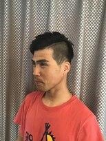 ヴァーチェ ヘアー(Virche hair)ツーブロ&分け目ライン