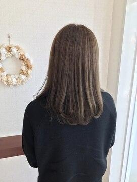ジップヘアー(ZipHair)Zip Hair ★春にオススメマット系カラー★
