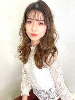 パーヴミックスリコ (Parve Mix RICO)の写真/【学割あり!!】岡山のオシャレ女子が注目☆[Parve Mix RICO]で周りと差をつける可愛さを手に入れて♪