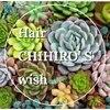 ヘアーチヒロズウィッシュ(Hair CHIHIRO's wish)のお店ロゴ