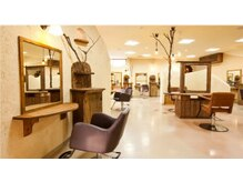 プリモ ココ 鍋島店(Primo coco.)の雰囲気(可愛い空間で髪もキレイに可愛くなりましょう!メンズも大歓迎☆)