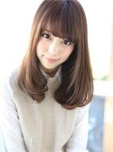 """アグ ヘアー ビナ 海老名店(Agu hair vina by alice)""""簡単Styling×可愛い""""☆人気ストレート"""