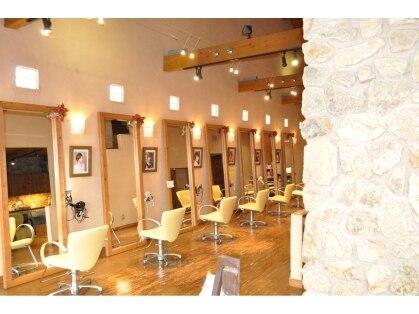 ヘアリゾート スタイル(hair resort STYLE)の写真