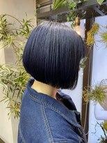 コレット ヘアー 大通(Colette hair)Bob andNavy☆