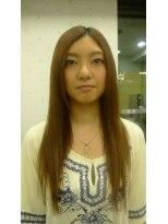 キャラ 池袋本店(CHARA)【セラップ】&【Mrハビット】Before→Afterツヤ髪実現