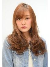 ファルコヘア 練馬店(FALCO hair)☆艶カラー小顔フェミニンモテロング☆