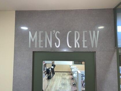 メンズクルー(MEN's CREW)の写真