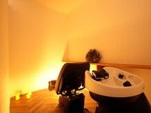 アンソレイエ(ensoleille')の雰囲気(完全個室でのヘッドスパ+炭酸泉で頭皮と髪のケア!)