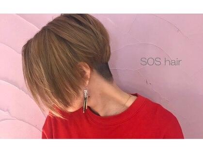 エスオーエスヘア 心斎橋(SOS hair)の写真