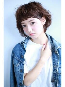 ラベリー(LOVELEY)ヘルシーショート クラシカル☆694