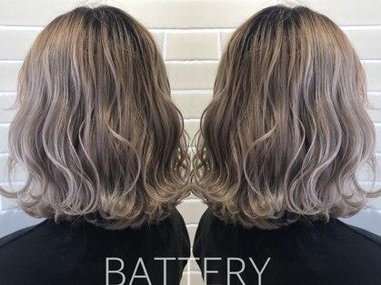 バッテリー ヘアアンドメイク 御幣島店(Battery hair&make)の写真