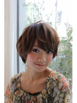 アグ ヘアー ビヨンド 戸塚店(Agu hair beyond)ナチュラルショート