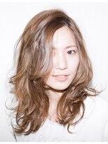ヘアメイク エアー(Hair Make Air)夏にオススメ外国人風ゆるふわスタイル