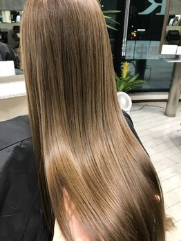 アンカー(ANCHOR)の写真/JR八尾駅1分☆パっと見の美しさではなく、髪の芯から輝かせる!!手を抜かない本気の美髪を手に入れて。