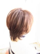 モルトン ヘアーデザイン(Molton. Hair Design)ショートMedium☆