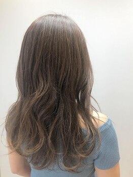 ヘアアンドメイク ディンプル(HAIR&MAKE Dimple)の写真/再現性の高いパーマで可愛く扱いやすい髪へ♪【Dimple】のエアウェーブならダメージレスで出来ちゃいます☆
