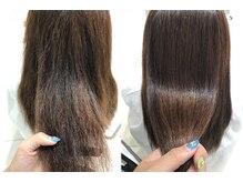 髪質改善「サイエンスアクア」最新の美艶ケアをご体験ください。