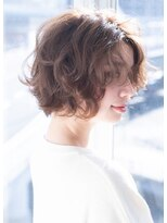 リュドール栄 美髪 デジタルパーマ モード 美容院