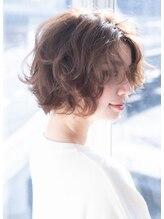 リュドール 栄(Rue D'or)リュドール栄 美髪 デジタルパーマ モード 美容院