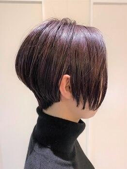 ステディー(Steady)の写真/【1cmの差があなたの可愛さを創る★】幅広いデザインパターンから、あなたを活かすヘアスタイルをご提案♪