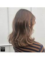 ヘアメイクミワ(HAIR+MAKE MIWA) cocoa beige