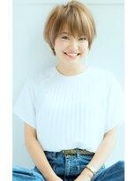 リル ヘアーデザイン(Rire hair design)【Rire-リル銀座-】オシャレ☆マッシュショート