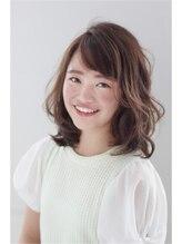 モッズ ヘア 吉祥寺店(mod's hair)ラフさと甘さが可愛いロブ【ALIZE】