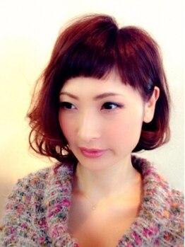 オブハーツ 若葉台店(OF HEARTS)の写真/生え際の白髪をキレイに染めたい!!髪を傷ませずにオシャレを楽しみたい!!と言う方にオススメ♪