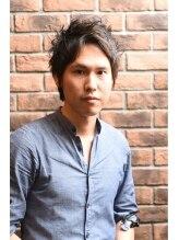 アーサス ヘアー デザイン 川崎店(Ursus hair Design)菅谷 多加男