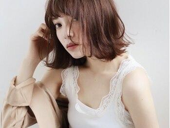 ラドンナ(LA.DONNA)の写真/専門的なヘアケアの知識&技術を持つAujuaソムリエが、一人ひとりに合わせた理想の髪質を叶えてくれる!